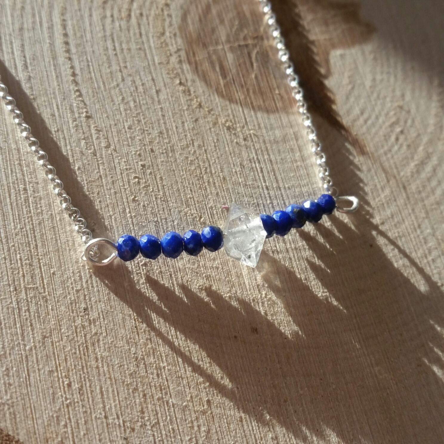 Lapis Lazuli Herkimer