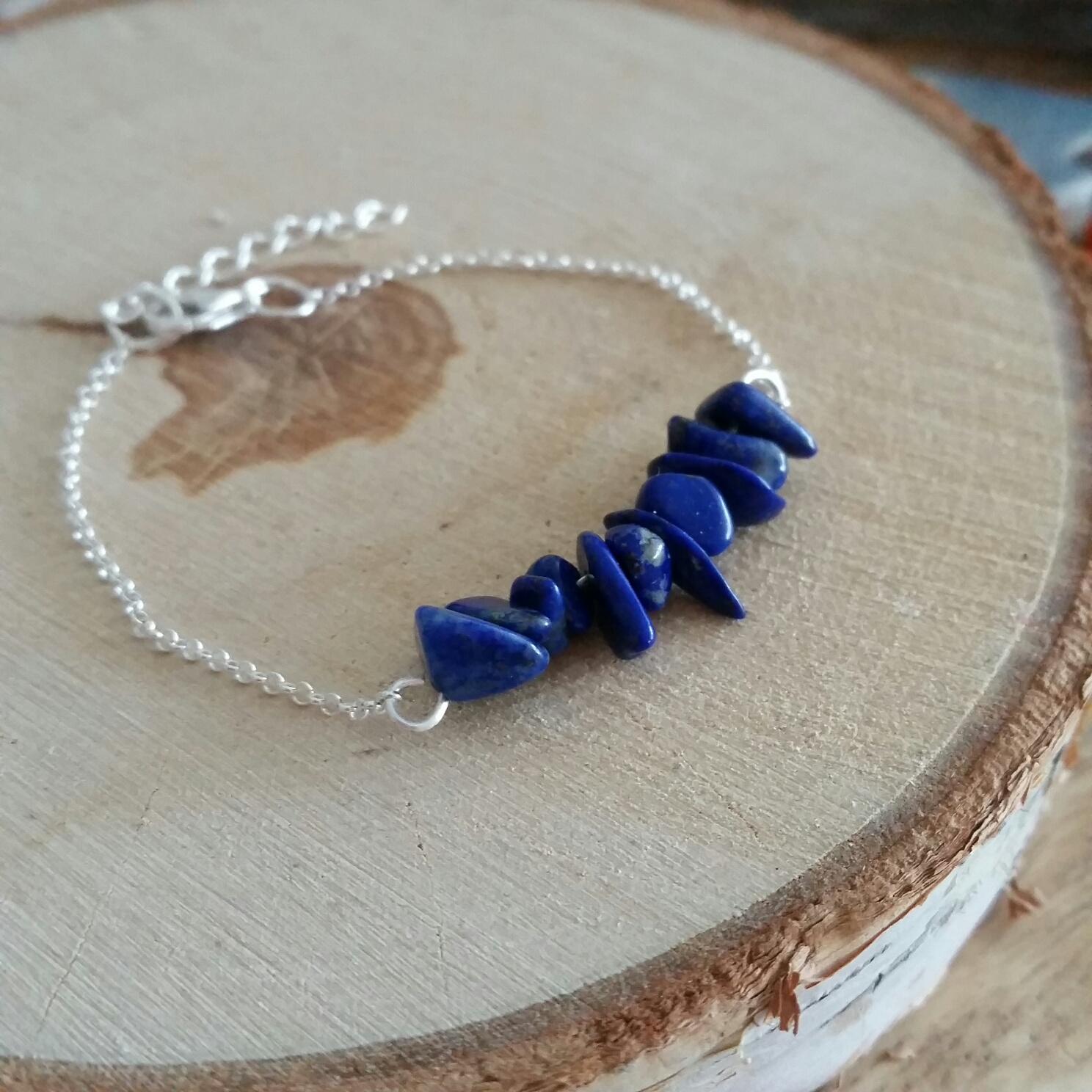 Lapis Lazuli armbandje