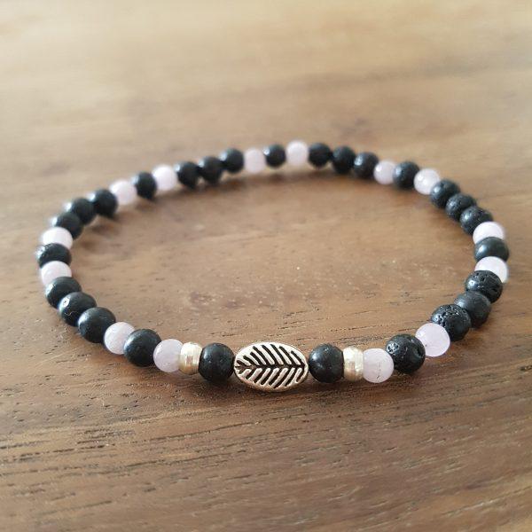 Kunziet - Lava armband