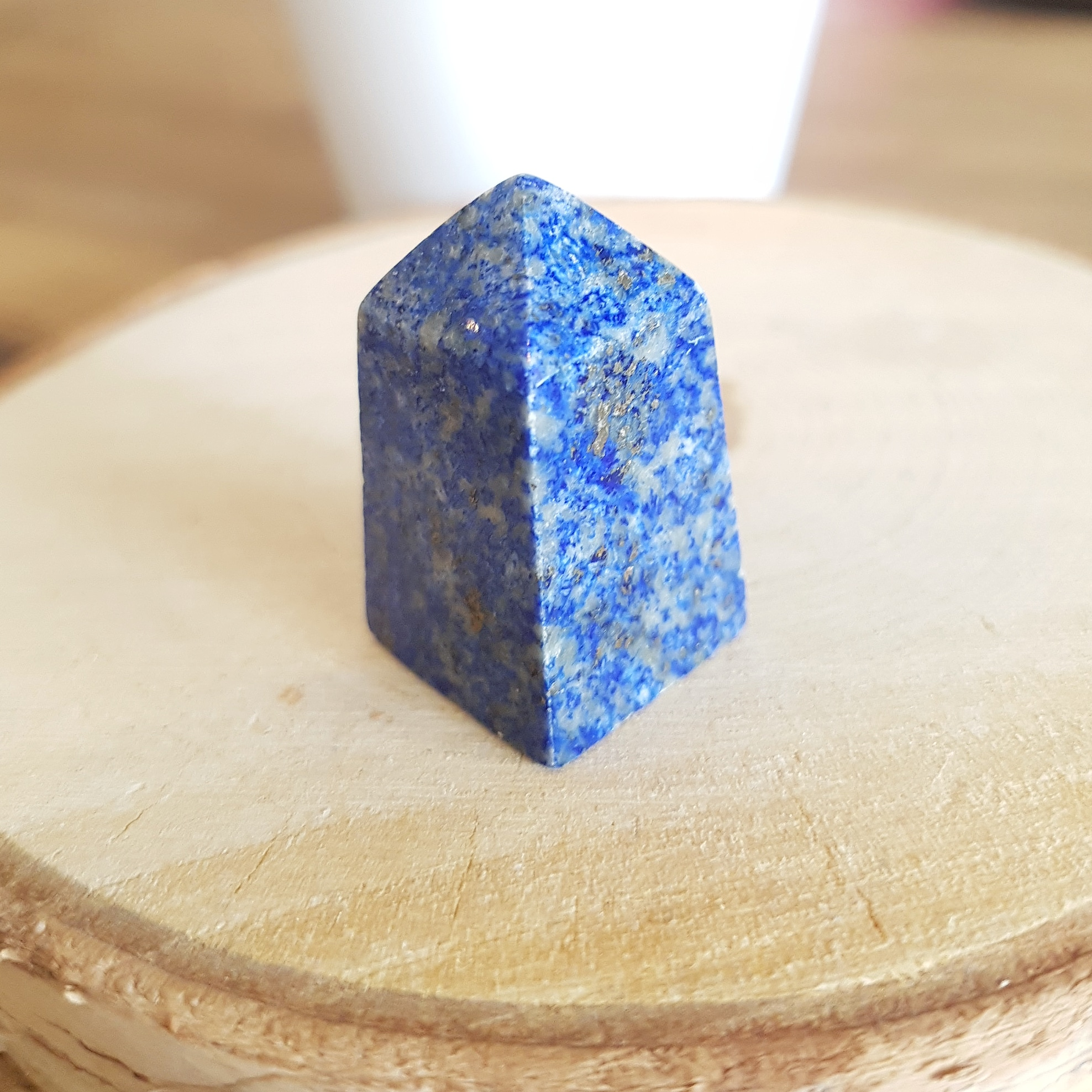 Lapis Lazuli geslepen